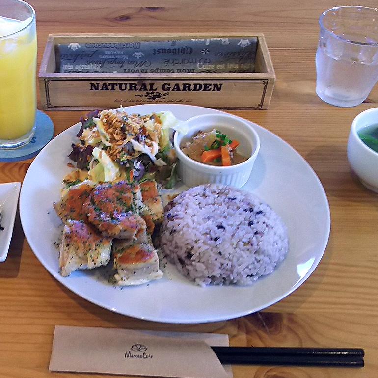Manas Cafe(マナスカフェ)